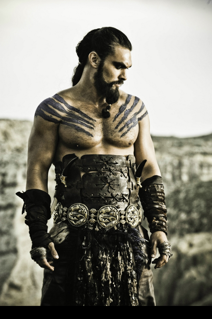 Khal > Alcide. It is known.