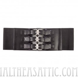 Belted Corset Belt PU Leather