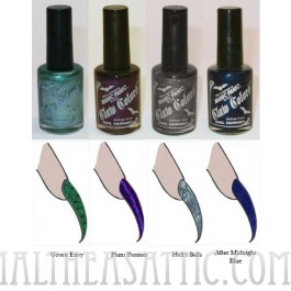 Manic Panic Claw Colors Nail Polish