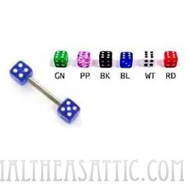 Dice Barbell