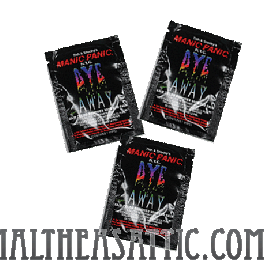 Manic Panic Dye Remover Wipes