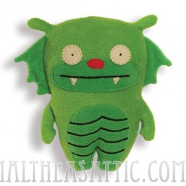 Universal Monsters Creature from Black Lagoon Uglydoll Big Toe Plush