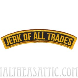 Jerk Of All Trades Patch