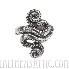 Alchemy Gothic Kraken Ring