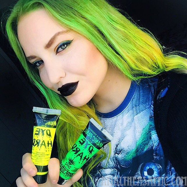 Manic Panic Dye Hard Styling Gel