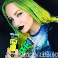 Mini Manic Panic Dye Hard Styling Gel