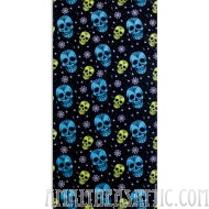Sugar Skull Ink Towel