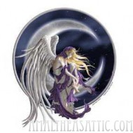 Moon Dreamer Large Size Sticker
