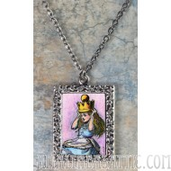 Alice in Wonderland Queen Alice