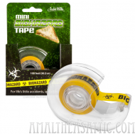 Mini Biohazard Tape