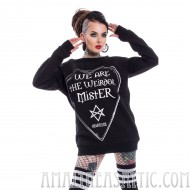 The Craft Sweatshirt Top