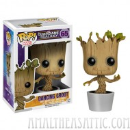 Guardians of the Galaxy Dancing Groot Pop! Vinyl Bobble Head Figure