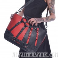 Harley PVC Satchel Bag