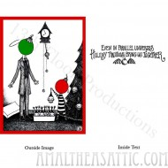 A Parallel Christmas Card