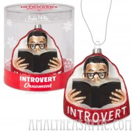 Introvert Ornament