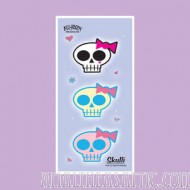Sweet Skullis Stickers