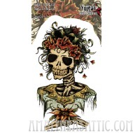 Agorables Muertos Day of the Dead Bride Sticker