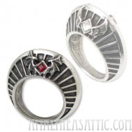 Heaven and Hell Nimbus Ring