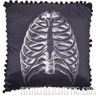 Anatomical Ribcage Pillow