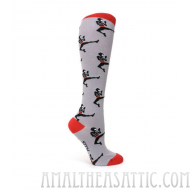 Ninja Socks Knee Highs