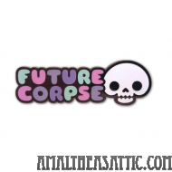 Future Corpse Pin
