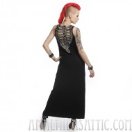 Chills Down My Spine Maxi Dress
