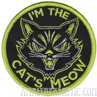 Cat's Meow Patch