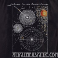Curiosities Spiderweb Unisex T Shirt