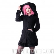 Valarie Hooded Coat