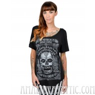 Scoop Neck Choose Fate Ouija T Shirt